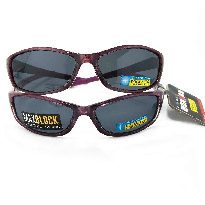 28fd7de0db Amazon.com  Lot of 2 Foster Grant Ironman Victorious Sunglasses for Woman  Polarized  Health   Personal Care