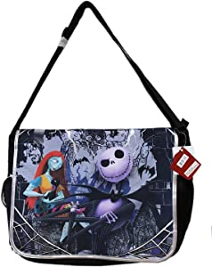 Disney Tim Burton's The Nightmare Before Christmas Large Messenger Bag