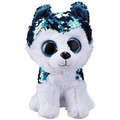 Ty TY36671 Slush Husky FLIPPABLE-REG, Multicolored: Toys & Games