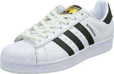 adidas Superstar Animal, Baskets Basses Homme, Blanc (FTWR