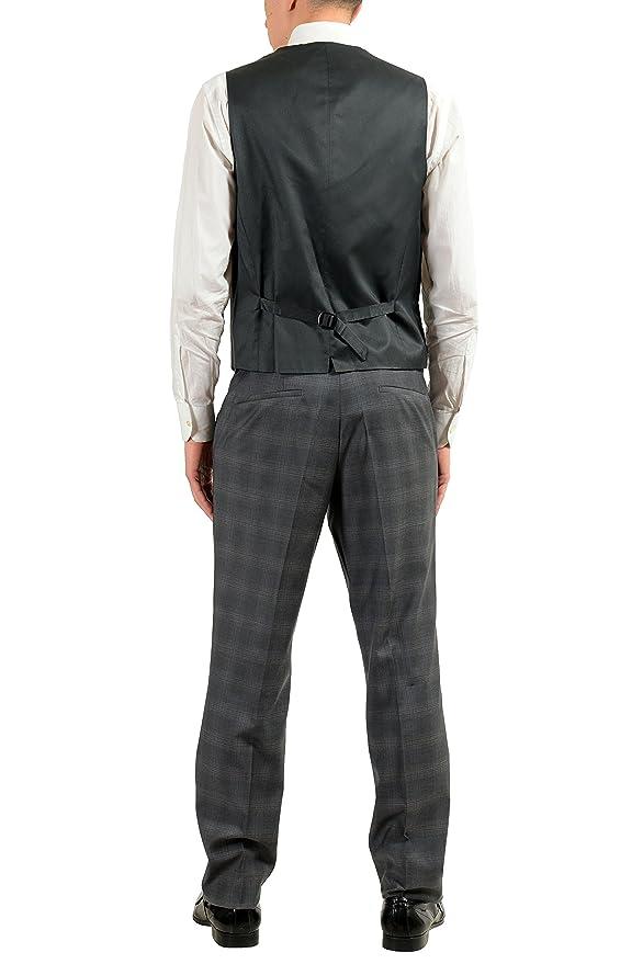 Amazon.com: hugo boss Grand/central2we para hombre 100% lana ...