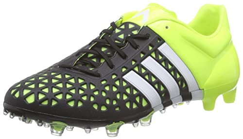 outlet store 63fc2 87569 adidas Ace15.1 Fg ag, Men s Football Training, Yellow (solar Yellow
