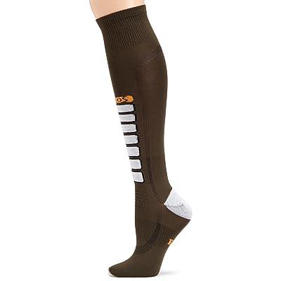 .com : Eurosocks Sliver Ski Light Sock : Clothing