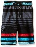 Amazon Price History for:Kanu Surf Boys' Echo Stripe Swim Trunk