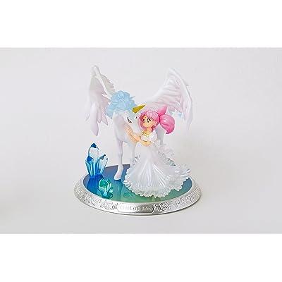 Bandai Tamashii Nations Chibiusa & Helios Sailor Moon Figuarts Zero Chouette Statue: Toys & Games