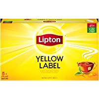 Lipton Yellow Label Black Tea Bags , 200 Bags
