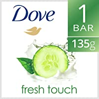 Dove Go Fresh Beauty Cream Bar Fresh Touch, 135g
