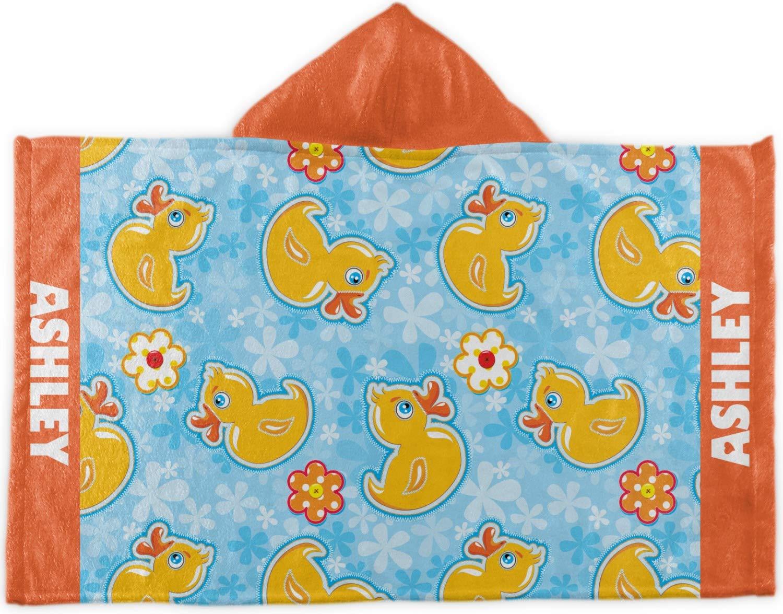 売り切れ必至! Rubber Duckies Duckies B0764NSHT4 Rubber &花フード付きタオル(Personalized) B0764NSHT4, 仁賀保町:75a5c3c4 --- a0267596.xsph.ru