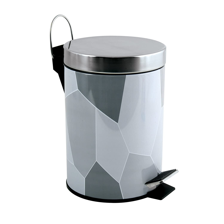 pattumiera Gatto MSV 3/litro Nero//Bianco