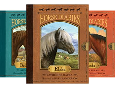 Horse Diaries series (16 book series) Kindle Edition