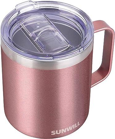 SUNWILL Coffee Mug with Handle