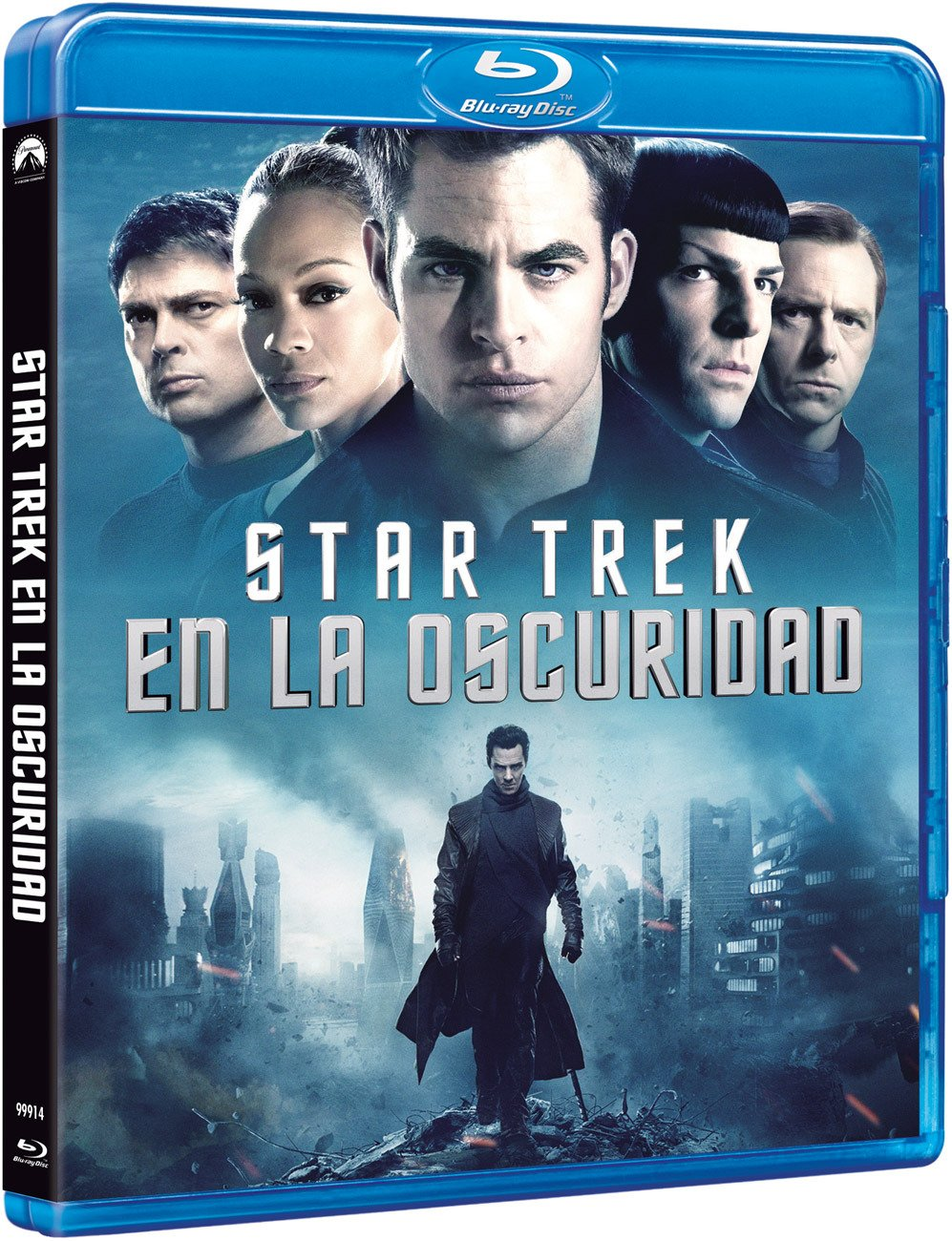 Star Trek: En La Oscuridad [Blu-ray]