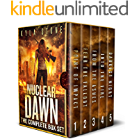 Nuclear Dawn: The Post-Apocalyptic Box Set: The Complete Apocalyptic Survival Thriller Series book cover