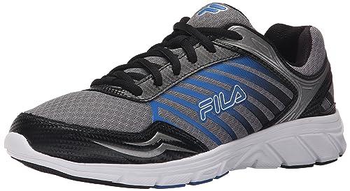 Fila Hombres de la Apuesta de Zapatillas de Atletismo: Fila: Amazon.es: Zapatos y complementos