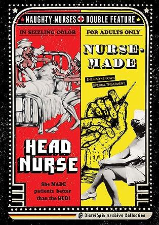 Naughty head nurse