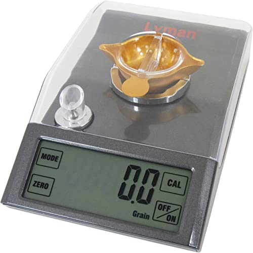 Pro-Touch 1500 Desktop Reloading Scale From Lyman Products