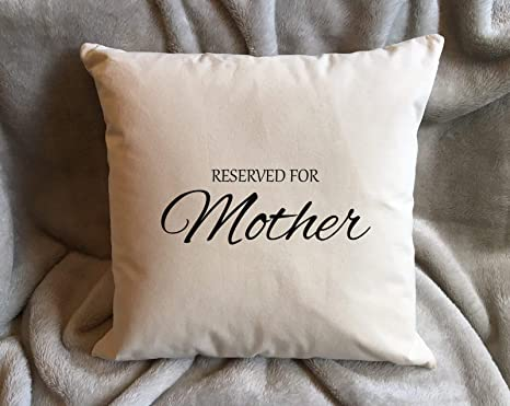 Prz0vprz0v Mamá Regalos Cojín Almohada Mujer Regalo Mamá ...