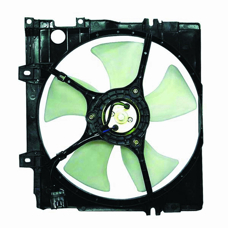 Depo 320-55007-100 Radiator Fan Assembly