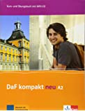 DaF kompakt neu A2 : Kurs- une Übungsbuch (1CD audio MP3)