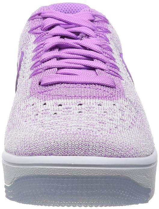 timeless design 90b3a cf4a7 Nike Damen W Af1 Flyknit Low Turnschuhe MainApps Amazon.de Schuhe   Handtaschen