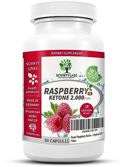 Scienty Labs Super Raspberry Ketone 2000