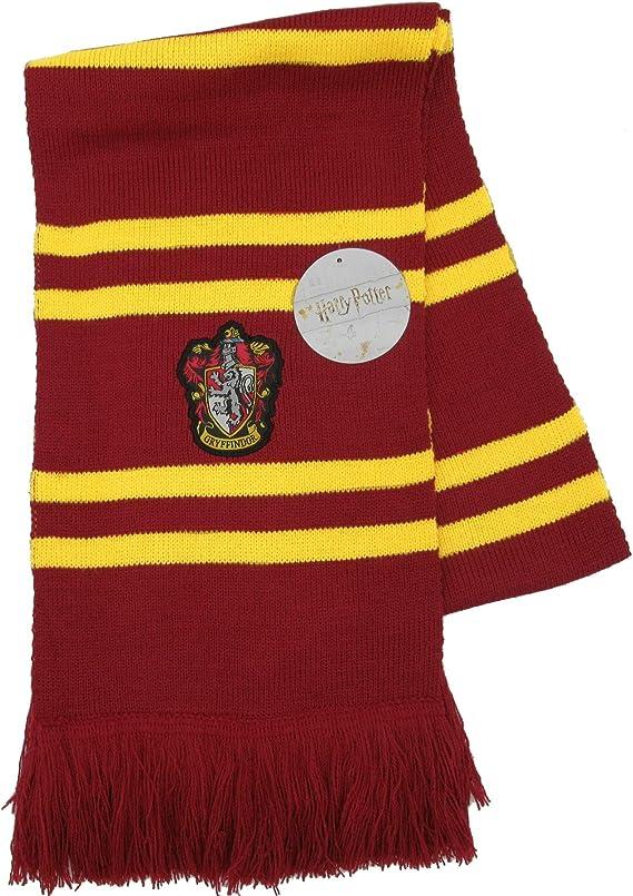Harry Potter, Bufanda Gryffindor Ultra Suave, 100% original Warner Bros: Amazon.es: Juguetes y juegos