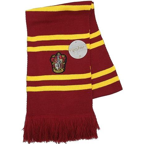 check-out 7b341 2b950 Harry Potter T25440 Sciarpa Ufficiale Casa Grifondoro, Multicolore