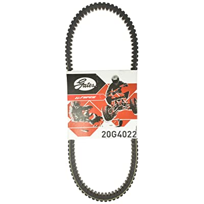 "Gates 20G4022 G-Force CVT Belt Size: 1-13/64"" x 41-3/8"": Automotive"