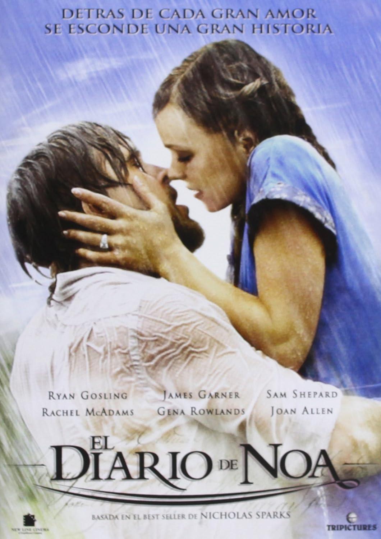 DVD de El Diario De Noa