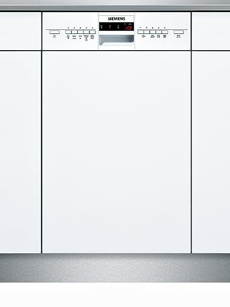 Siemens SR55M235EU lavavajilla - Lavavajillas (A +, 0.78 kWh, 6 L ...