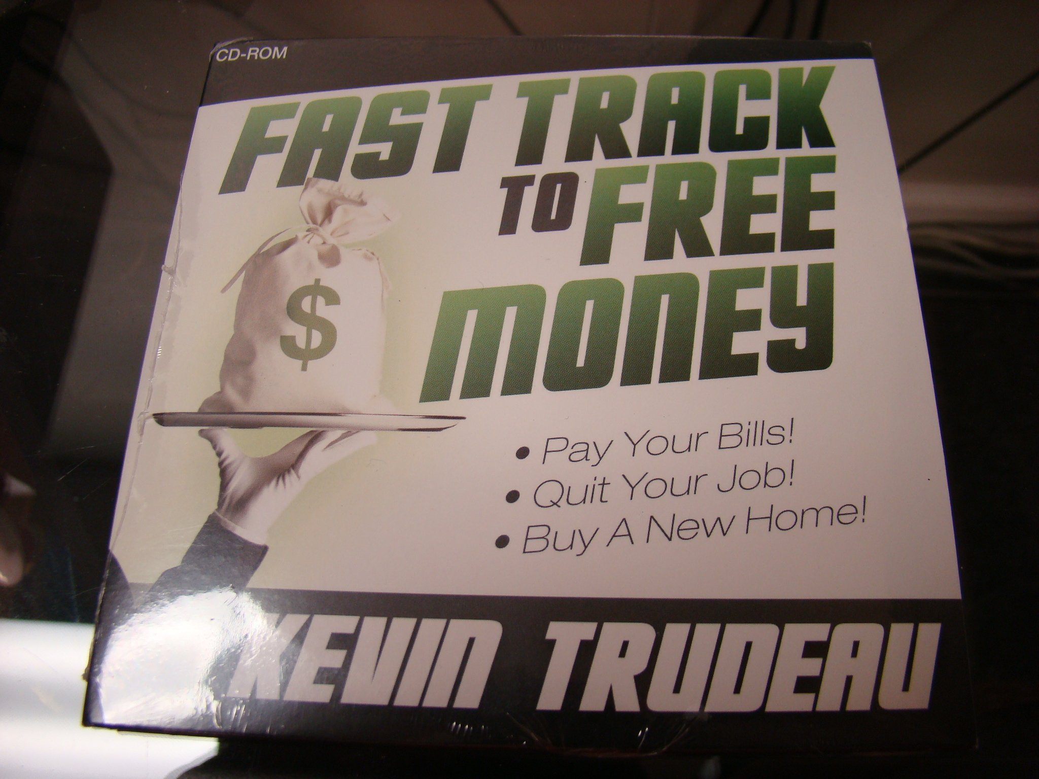 Download Fast Track to Free Money Cd! Pay Your Bills ~ Quit Your Job ~ Buy a New Home (Cd-Rom - 2007) By Kevin Trudeau pdf epub
