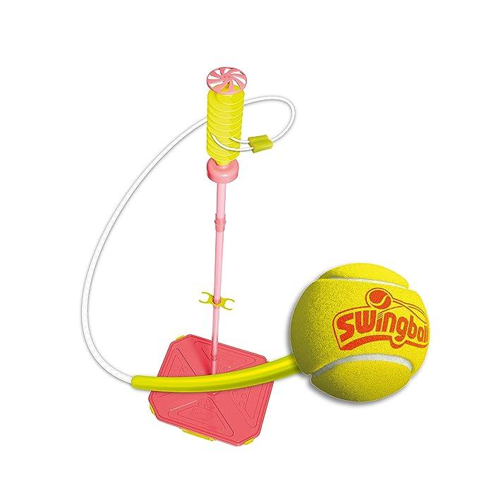 Swingball All Surface - Balón de Baloncesto, Color Rosa: Amazon.es ...