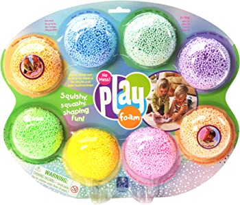 8-Pack Educational Insights Playfoam Combo (Assorted)
