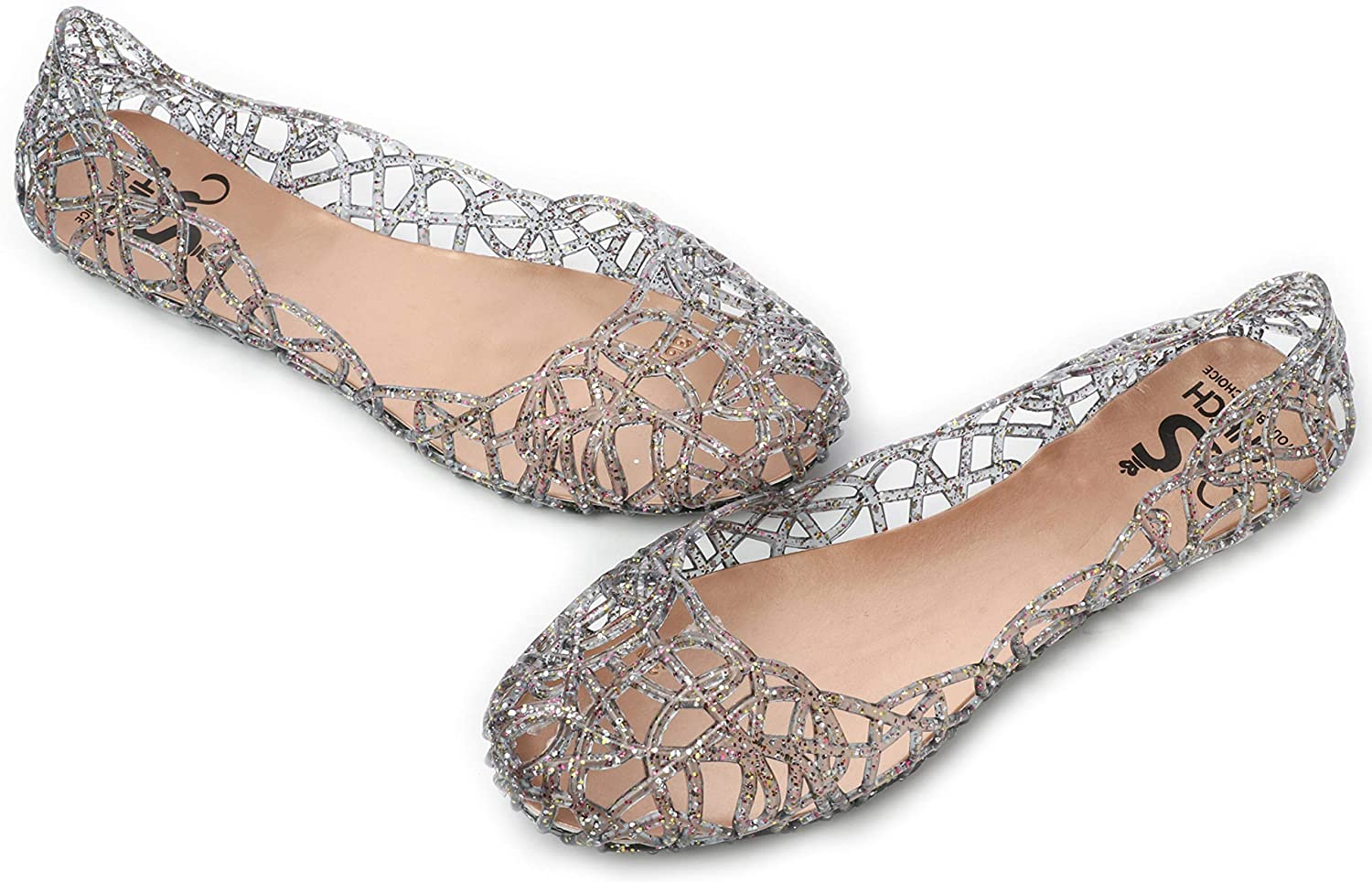 jelly shoes for women