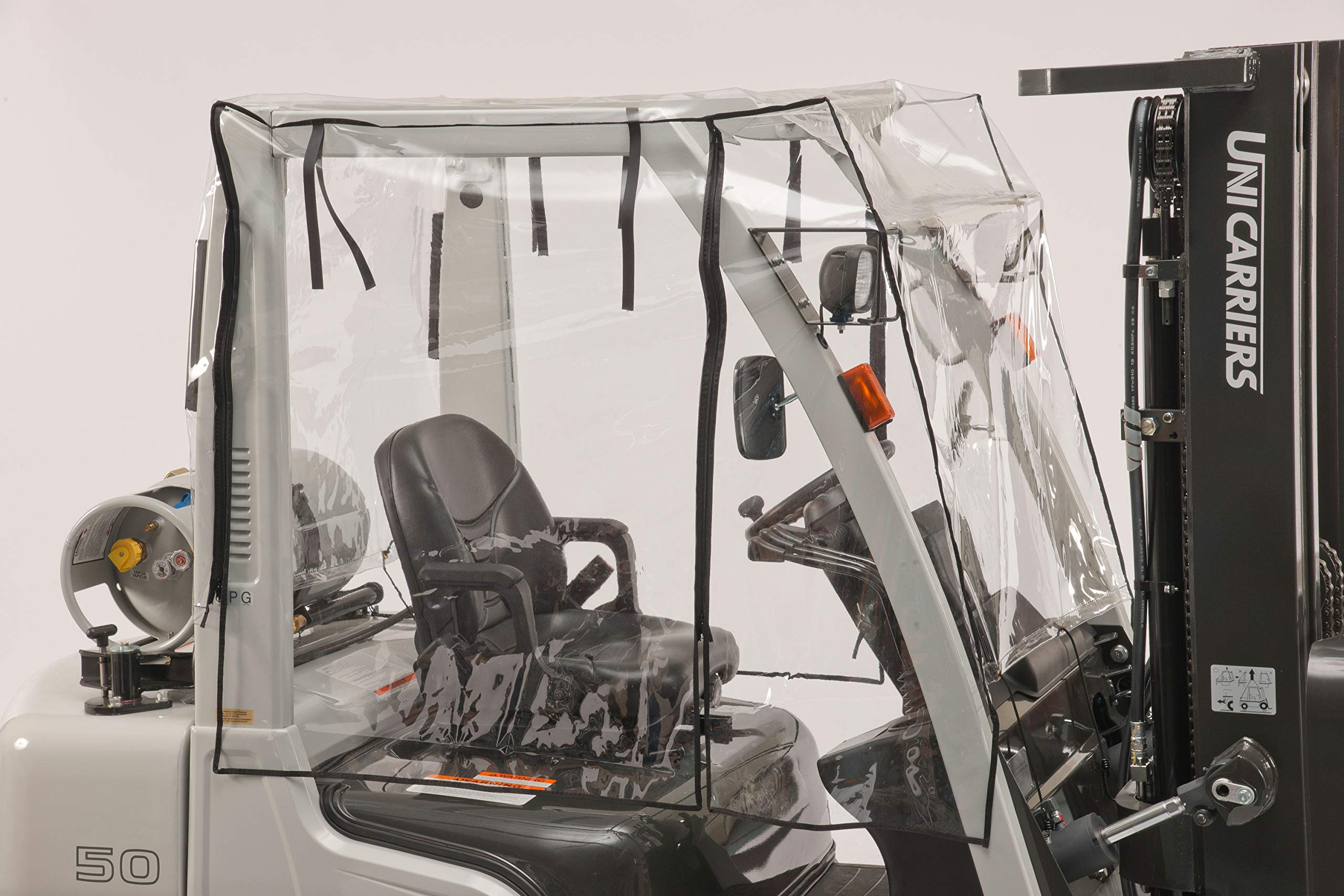 Unicab Extra Long Forklift Cab Enclosure New by