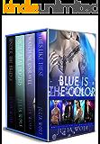 Blue is the Color: Rock Star Romance Box Set