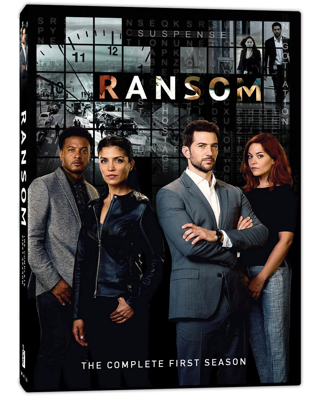 Ransom (2017) - Season 01 by Distribution Solutions
