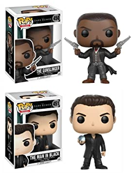 Funko The Dark Tower POP Man In Black Vinyl Figure NEW Toys Collectibles