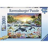 Ravensburger Orca Paradise Puzzle 200pc,Children's Puzzles