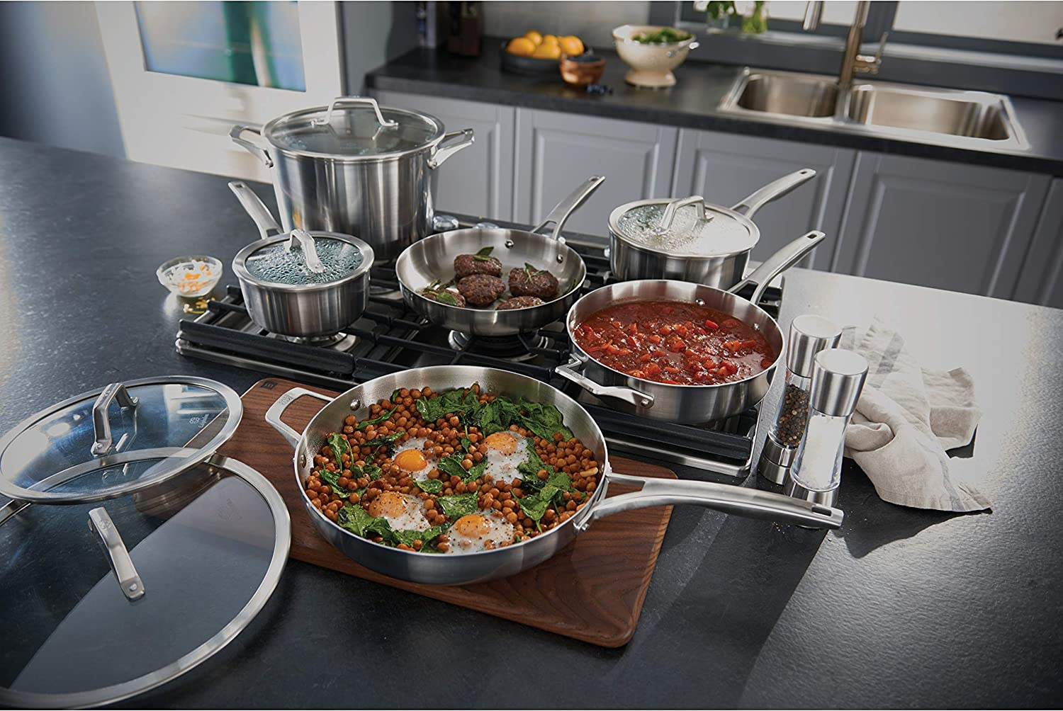 What is the best cookware for gas stoves? I must say Calphalon deserves a place in the list!