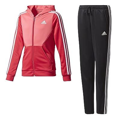 adidas Survêtement Junior Hooded  Amazon.fr  Vêtements et accessoires eb353881c49