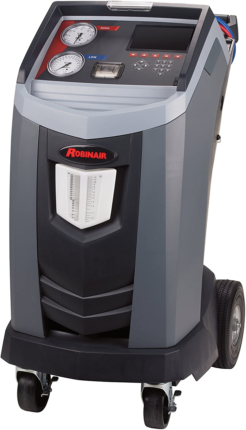 Robinair Ac Machine >> Robinair 34988ni Premium Refrigerant Recover Recycle Recharge Machine For Automotive A C Systems