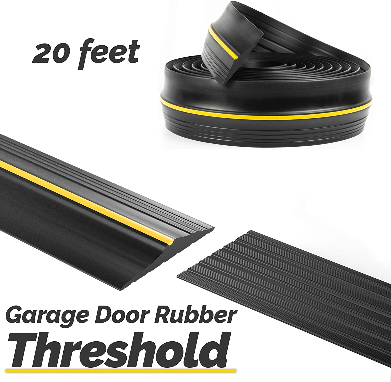 Panady Universal Garage Door Bottom Weather Strip