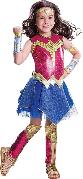 Rubies Disfraz Oficial de la Mujer Maravilla del Amanecer de la ...