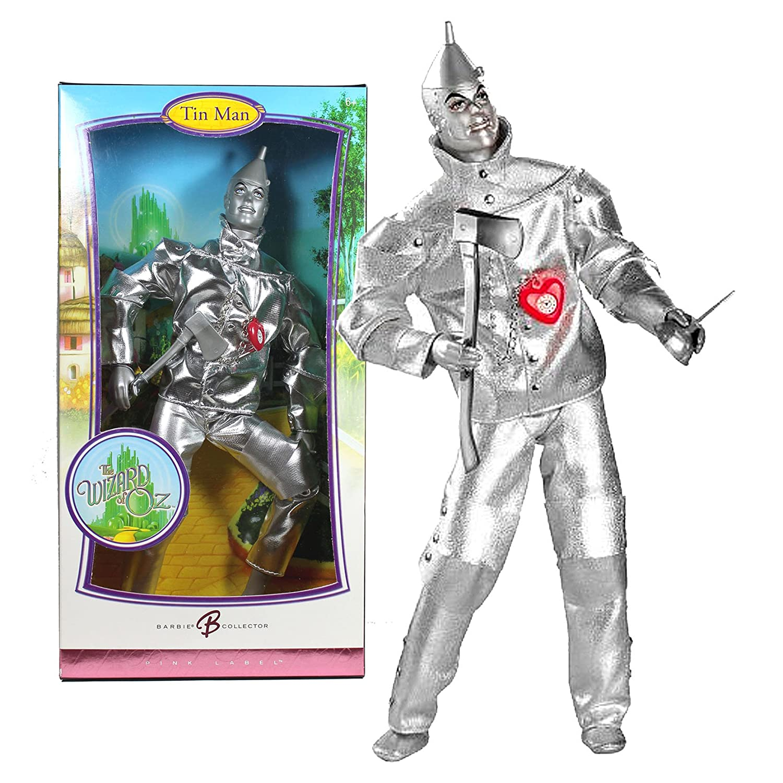 Barbie Ken Wizard of Oz TinMan