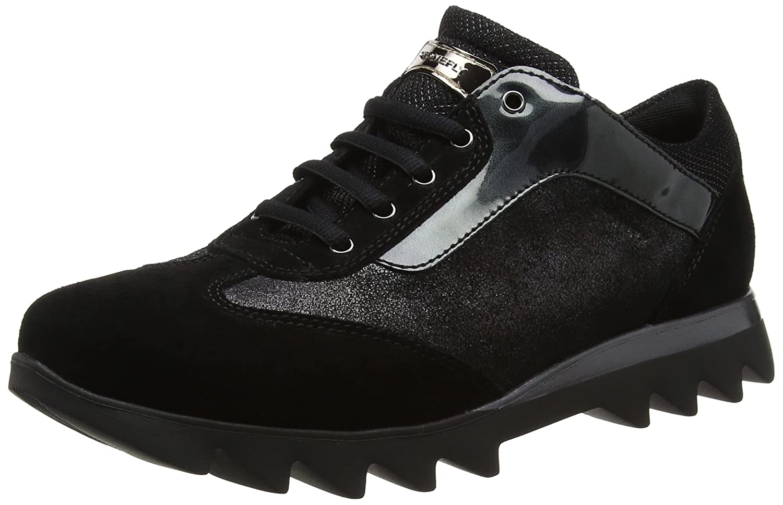 Stonefly Speedy Lady 10 Vel/L, Zapatillas para Mujer 38 EU|Negro (Nero/Black)