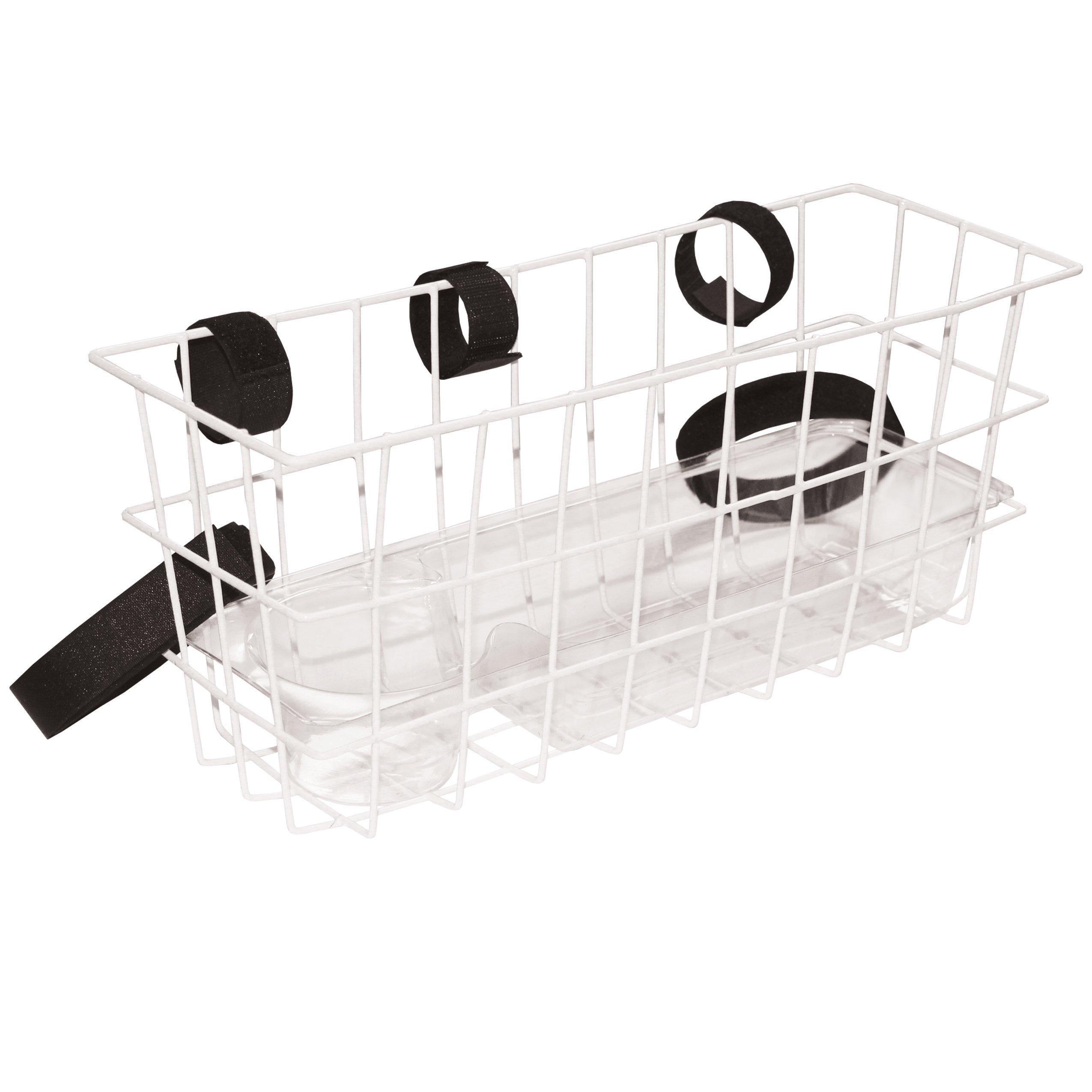 Rehabilitation Advantage Universal Walker Rollator Basket, 0.8 Pound