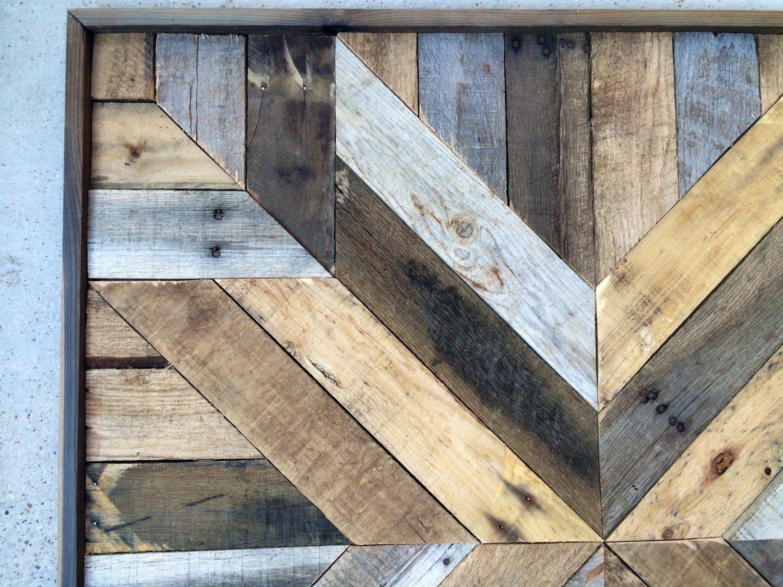 Reclaimed Wood Wall Art | reclaimed | barnwood | art