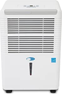 Whynter RPD-421EW Energy Star Portable Dehumidifier, 40 Pint