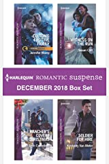 Harlequin Romantic Suspense December 2018 Box Set: Colton's Fugitive Family\Rancher's Covert Christmas\Witness on the Run\Soldier for Hire Kindle Edition